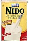 Nestle Nido Powdered Whole Milk