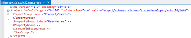 VS2012_Win32UserPropsXML